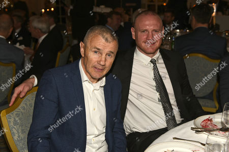 Editorial photo of Boxing Writers Club 68th Annual Dinner, Boxing, Savoy Hotel, London, United Kingdom - 07 Oct 2019