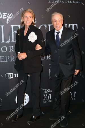 Editorial image of 'Maleficent: Mistress of Evil' European film premiere, Rome, Italy - 07 Oct 2019
