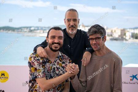 Oscar Martin Fernandez, David Pareja and Javier Botet