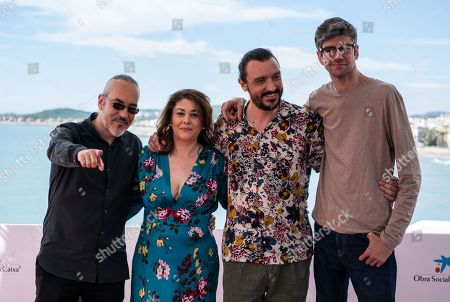 Editorial picture of 'Amigo' photocall, 52nd Sitges Film Festival, Spain - 07 Oct 2019