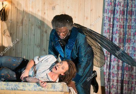Mary Bevan as Eurydice Willard White as Jupiter