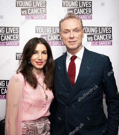 Editorial picture of CLIC Sargent's an evening with Grayson Perry hosted by Richard Young, Nobu, London, UK - 07 Oct 2019