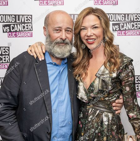 CLIC Sargent Ambassador Richard Young and Heather Kerzner