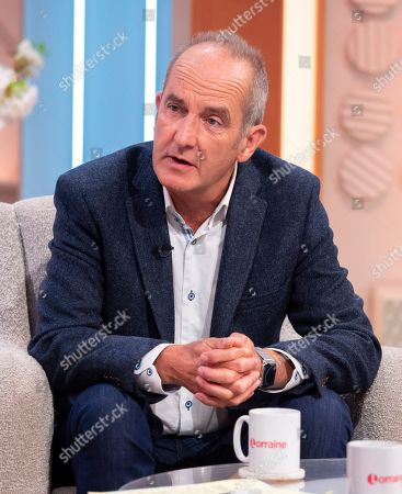 Stock Photo of Kevin McCloud