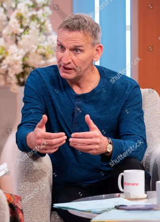 Stock Image of Christopher Eccleston