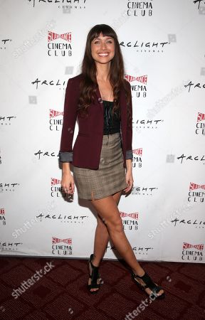 Stock Picture of Maiara Walsh