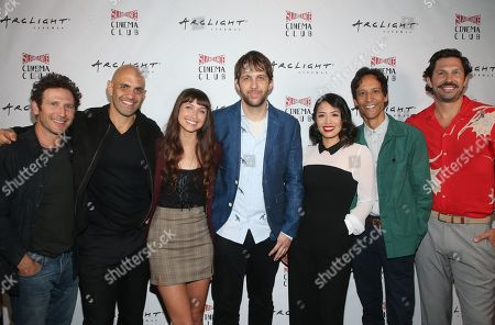 Editorial picture of 'Babysplitters' Slamdance Cinema Club Screening and Q & A, Los Angeles, USA - 07 Oct 2019