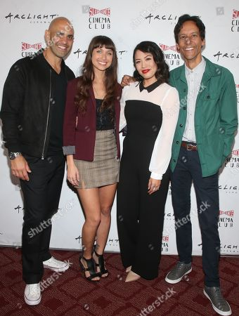 Editorial image of 'Babysplitters' Slamdance Cinema Club Screening and Q & A, Los Angeles, USA - 07 Oct 2019