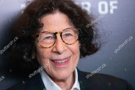 """Stock Image of Fran Lebowitz attends the world premiere of HBO's """"Liberty: Mother of Exiles"""" at NYIT Auditorium on Broadway, in New York"""