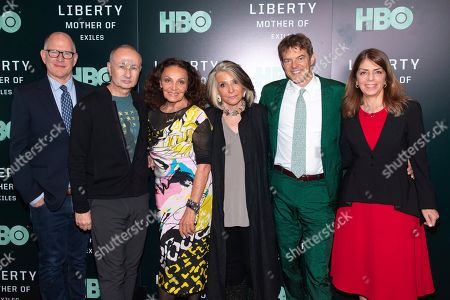 "Editorial image of World Premiere of HBO's ""Liberty: Mother of Exiles"", New York, USA - 07 Oct 2019"