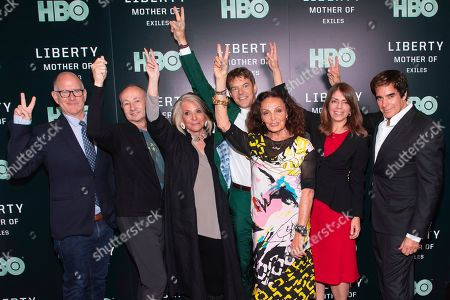 "Editorial picture of World Premiere of HBO's ""Liberty: Mother of Exiles"", New York, USA - 07 Oct 2019"