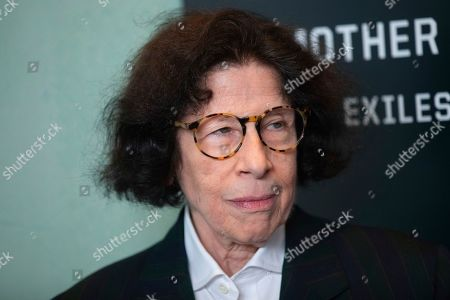 """Fran Lebowitz attends the world premiere of HBO's """"Liberty: Mother of Exiles"""" at NYIT Auditorium on Broadway, in New York"""