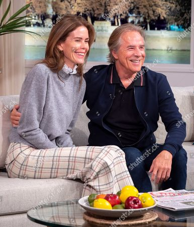 Kelley Phleger and Don Johnson