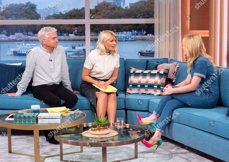 Phillip Schofield, Holly Willoughby, Michelle Hardwick