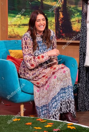 Editorial photo of 'This Morning' TV show, London, UK - 08 Oct 2019