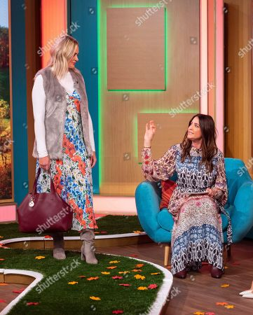 Editorial picture of 'This Morning' TV show, London, UK - 08 Oct 2019