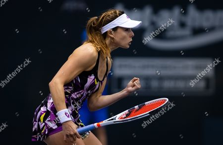 Editorial image of Linz Open tennis tournament, Austria - 08 Oct 2019