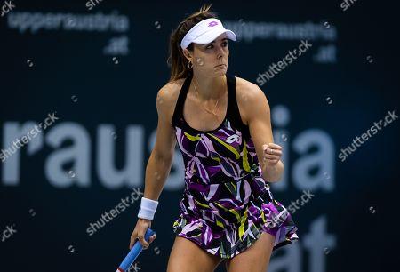 Editorial picture of Linz Open tennis tournament, Austria - 08 Oct 2019