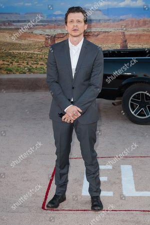 Editorial picture of 'El Camino: A Breaking Bad Movie' film premiere, Arrivals, Regency Village Theatre, Los Angeles, USA - 07 Oct 2019