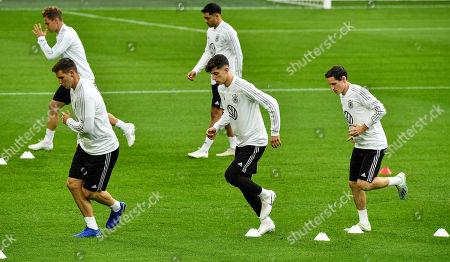 Editorial photo of Soccer Argentina, Dortmund, Germany - 08 Oct 2019