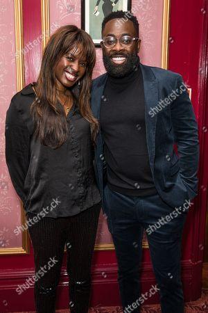 Editorial picture of Black Magic Awards, London, UK - 07 Oct 2019