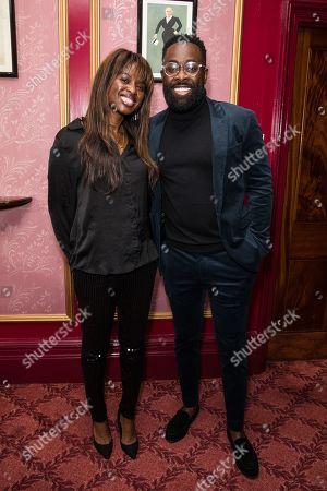 Editorial image of Black Magic Awards, London, UK - 07 Oct 2019