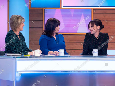 Editorial picture of 'Loose Women' TV show, London, UK - 08 Oct 2019