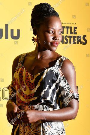 Stockabbildung von Lupita Nyong'o