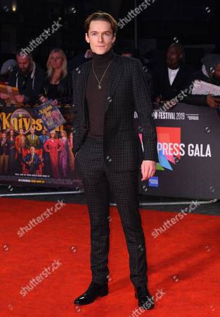 Editorial photo of 'Knives Out' premiere, BFI London Film Festival, UK - 08 Oct 2019