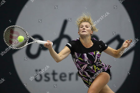 Editorial picture of Linz Open tennis tournament, Austria - 08 Oct 2019