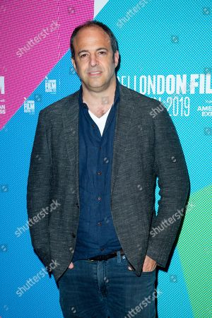 Editorial picture of 'Tell Me Who I Am' screening, BFI London Film Festival, UK - 08 Oct 2019