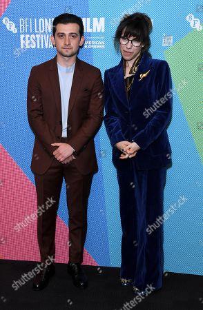 Sally Hawkins and Craig Roberts