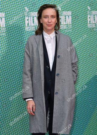 Editorial picture of Portrait Of A Lady On Fire' premiere, BFI London Film Festival, UK - 08 Oct 2019