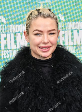 Editorial photo of Portrait Of A Lady On Fire' premiere, BFI London Film Festival, UK - 08 Oct 2019