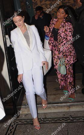 Lauren McQueen and Haiesha Mistry