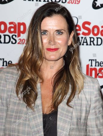 Editorial photo of Inside Soap Awards, London, UK - 07 Oct 2019