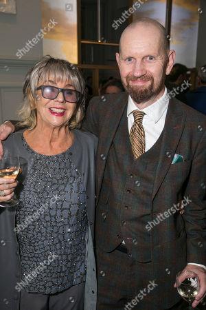 Stock Photo of Sue Johnston (Mrs Watson) and Sean Foley (Adaptation/Director)