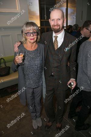 Sue Johnston (Mrs Watson) and Sean Foley (Adaptation/Director)