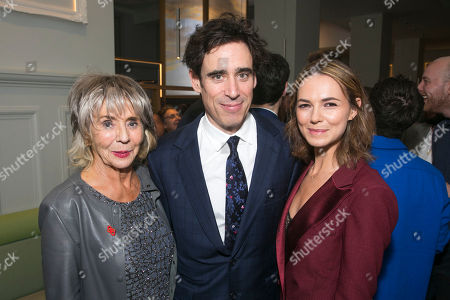 Editorial picture of 'The Man in the White Suit' party, Press Night, London, UK - 08 Oct 2019