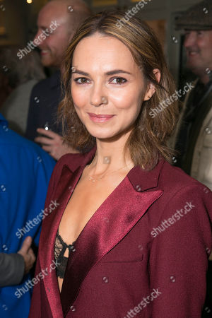 Editorial image of 'The Man in the White Suit' party, Press Night, London, UK - 08 Oct 2019