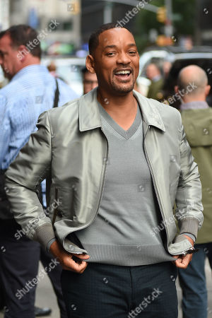 Stock Picture of Will Smith