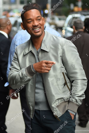 Stock Photo of Will Smith