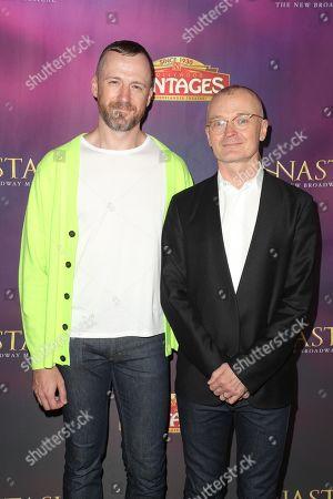 Josh Pearson and Darko Tresnjak