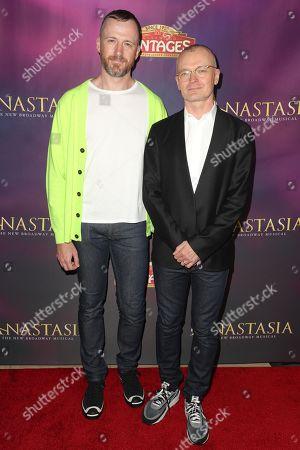 Stock Picture of Josh Pearson and Darko Tresnjak