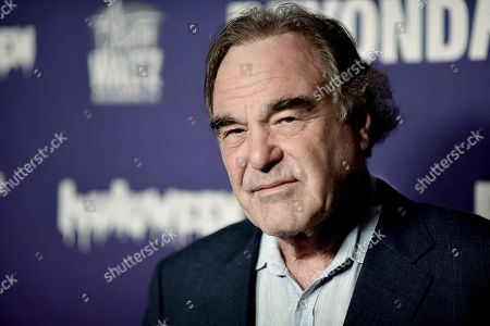 "Oliver Stone attends the Beyond Fest 25th Anniversary Screening of ""Natural Born Killers,"", in Los Angeles"