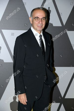 Stock Photo of Giuseppe Tornatore