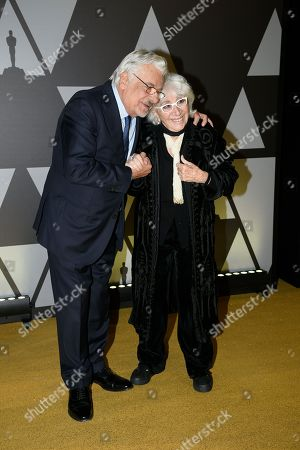 Editorial picture of AMPAS Golden Carpet Event, Rome, Italy - 08 Oct 2019