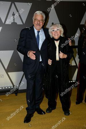 Editorial photo of AMPAS Golden Carpet Event, Rome, Italy - 08 Oct 2019