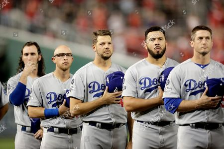 Editorial picture of NLDS Dodgers Nationals Baseball, Washington, USA - 06 Oct 2019