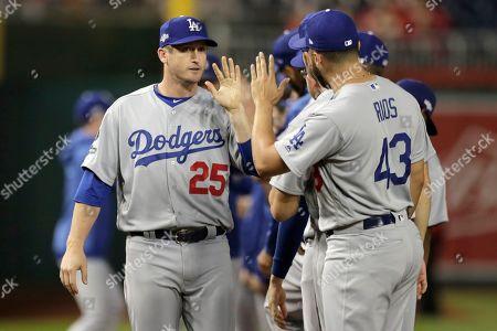 Editorial photo of NLDS Dodgers Nationals Baseball, Washington, USA - 06 Oct 2019